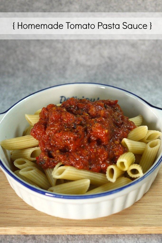homemade tomato pasta sauce3jpg