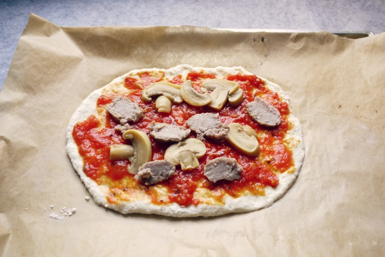 abin5 dough pizza // mono+co