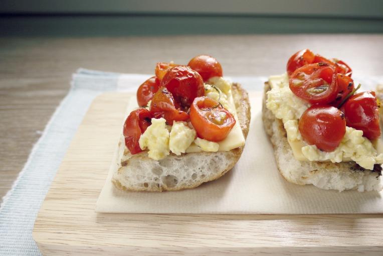 Roast Cherry Tomatoes 004