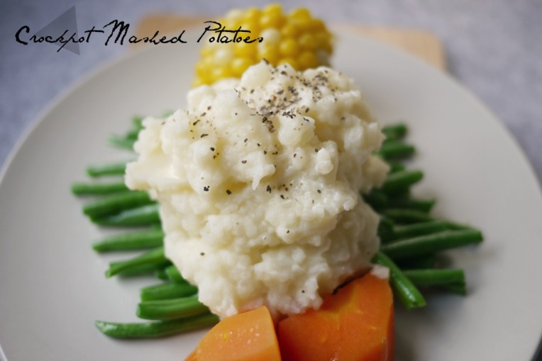 crockpot mashed potato 001