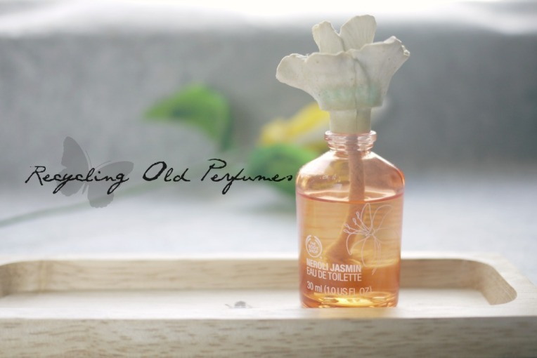 recycling old perfumes 001