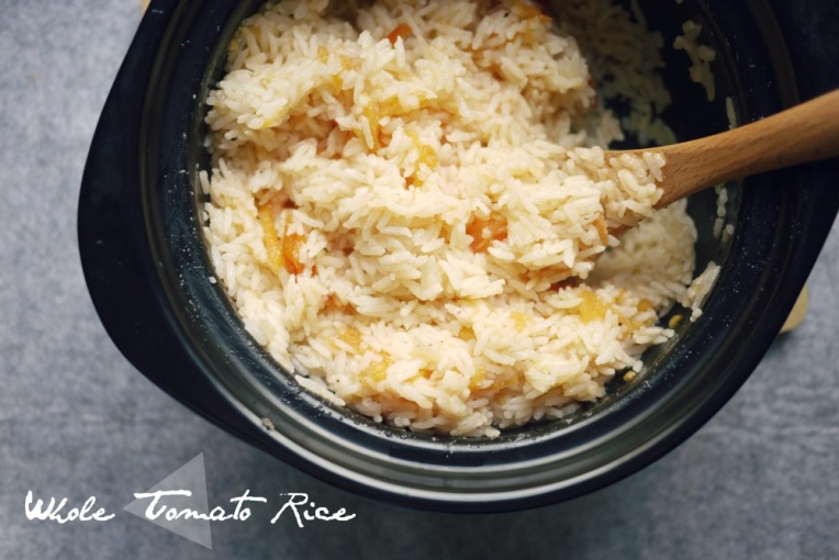 whole tomato rice // mono+co
