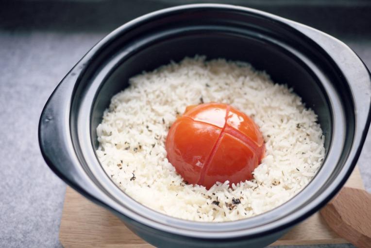 whole tomato rice 005
