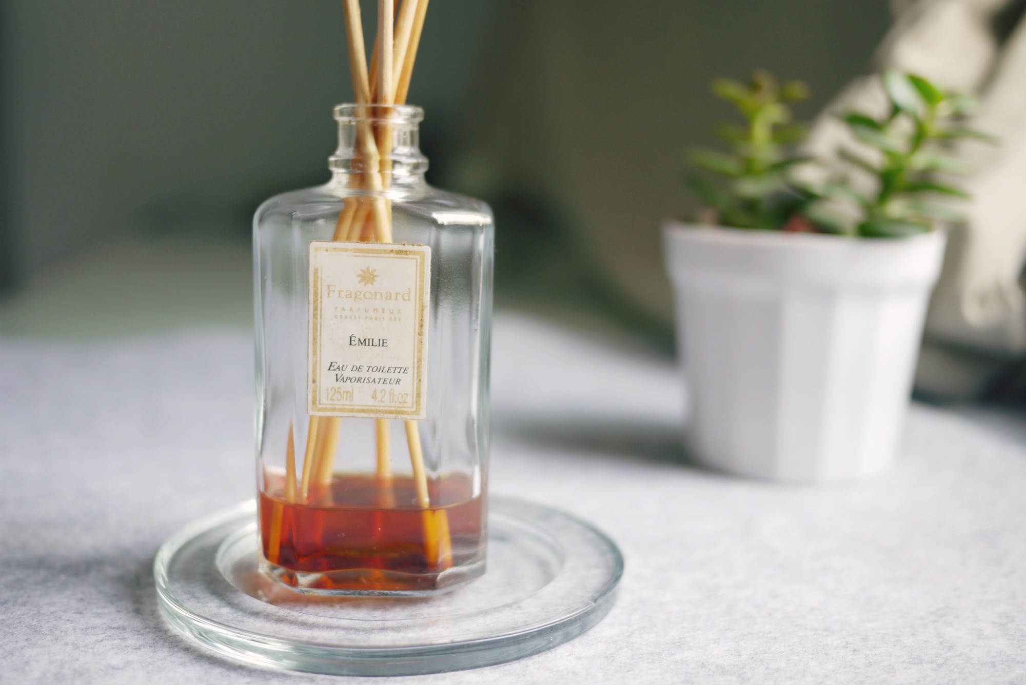 how to make home reed diffuser