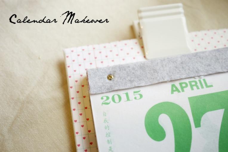 calendar makeover 001