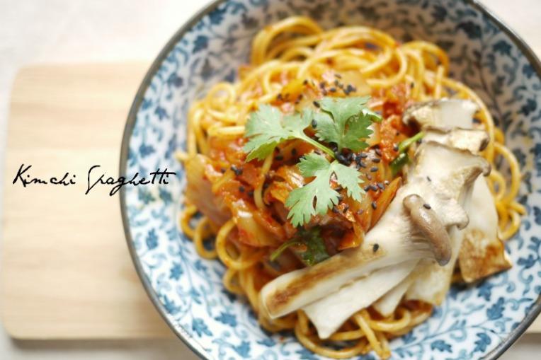 kimchi spaghetti 001