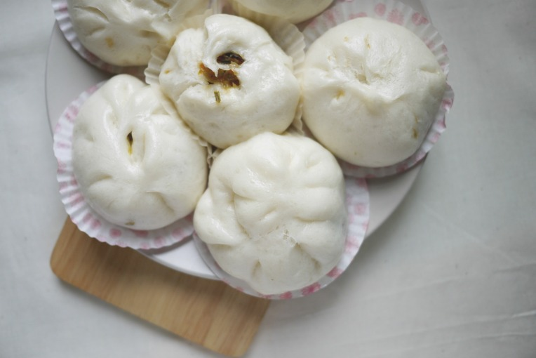 Vegetarian Steamed Bun // Mono+Co