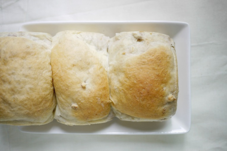 Make Them Softer: Mini Walnut Bread Rolls // Mono+Co