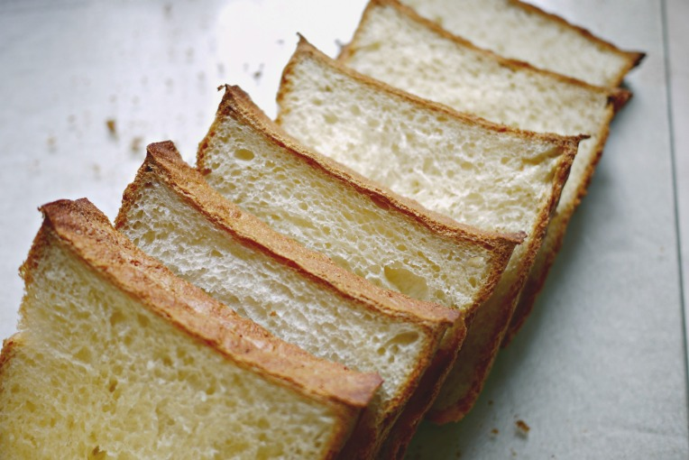 Condensed Milk Square Pullman Loaf // Mono+Co