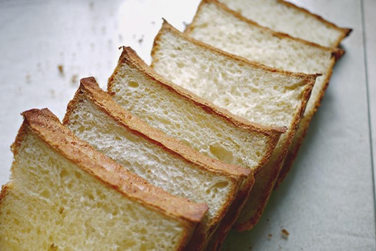 Condensed Milk Square Pullman Loaf // Mono+Co