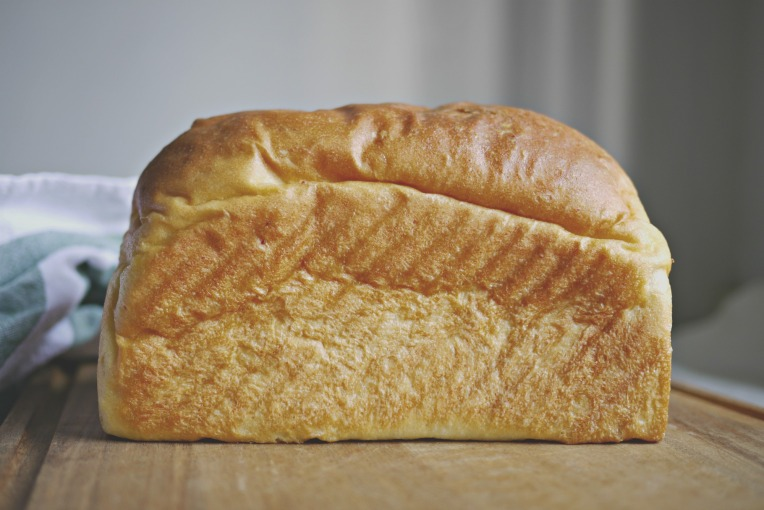 Okara Bread Loaf // Mono+Co