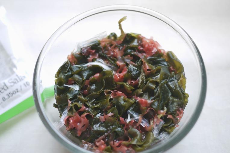 Seaweed Salad // Mono+Co