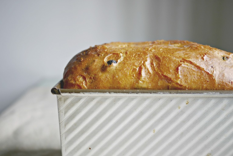 Raisin Potato Bread Loaf // Mono+Co