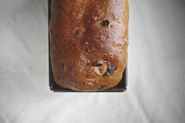 Raisin Potato Bread Loaf // Mono+Co