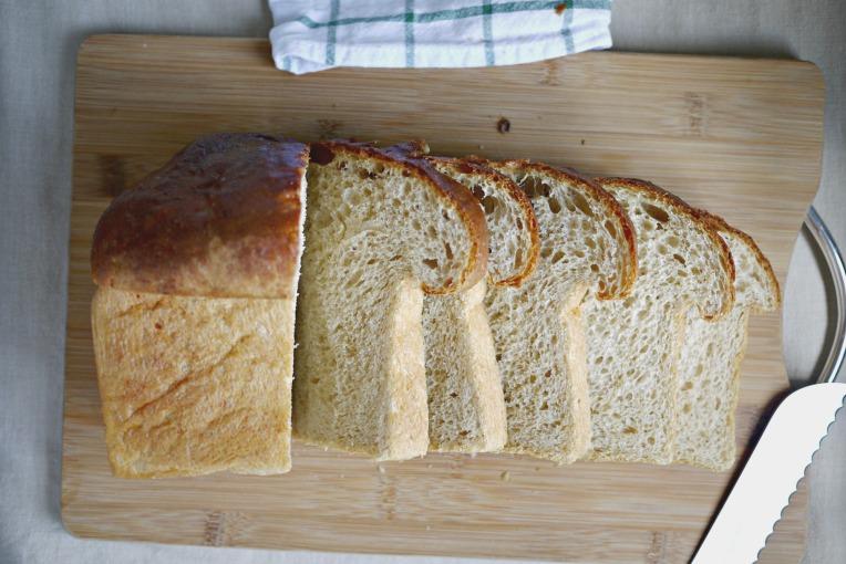 Wholemeal Potato Bread // Mono+Co