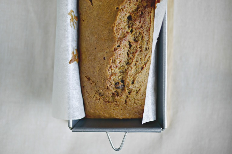 Simple Small Batch Carrot Cake Loaf // Mono +Co