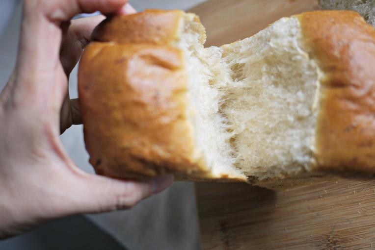 Wholemeal Taro Loaf // Mono + Co