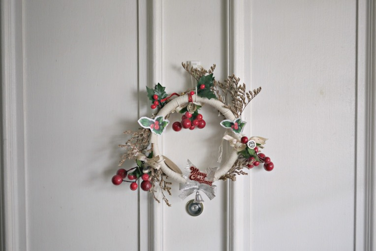 Xmas - CNY Wreath // Mono + Co