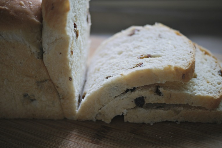 Natural Starter Raisin Taro Loaf // Mono + Co