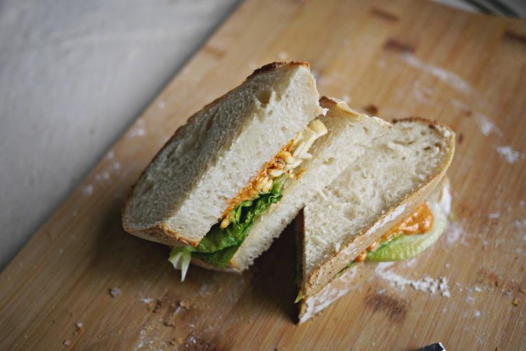 Tartine's Country Bread // Mono + Co
