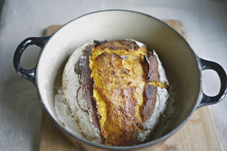 Pumpkin Sourdough // Mono + Co
