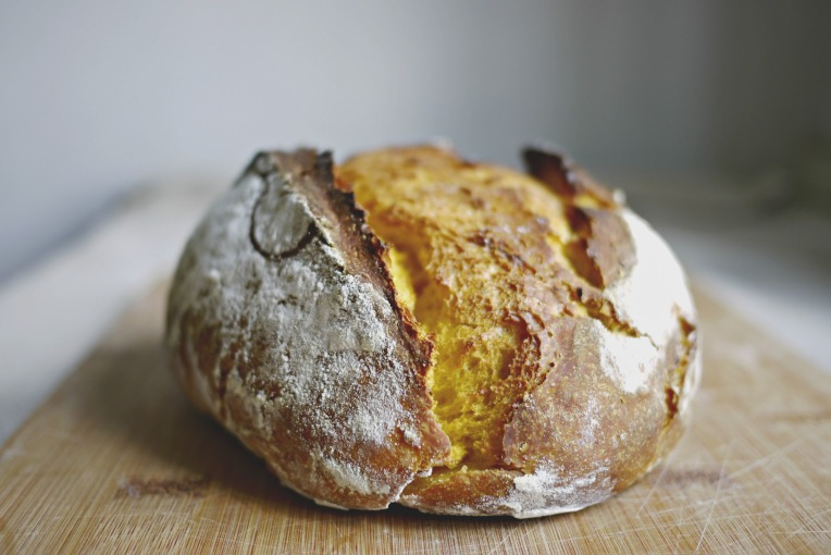 Pumpkin Sourdough // Mono + Co