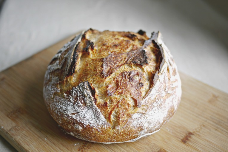 Tartine Sourdough Country Loaf // Mono + Co