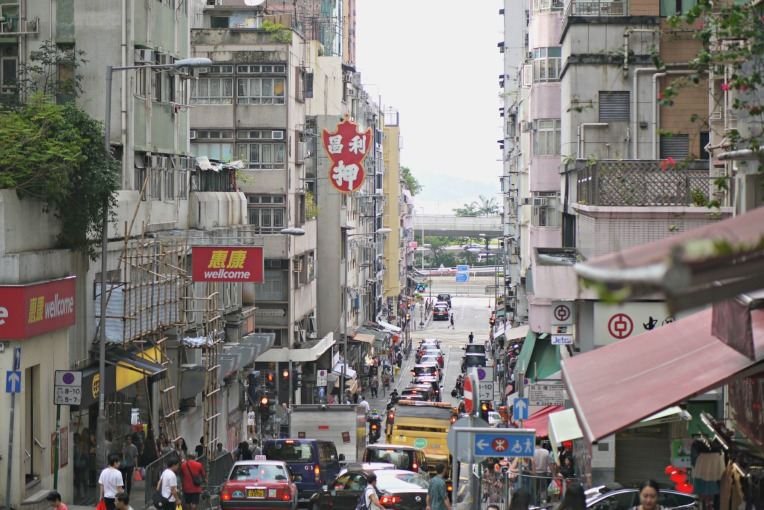 Eco-Friendly Traveller : Hong Kong // Mono + Co