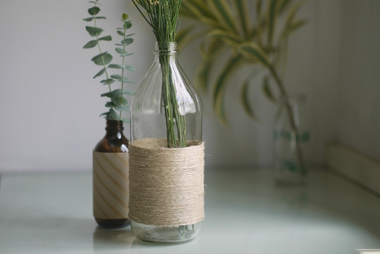 Reuse And Repurpose : Glass Jars and Bottles // Mono+Co