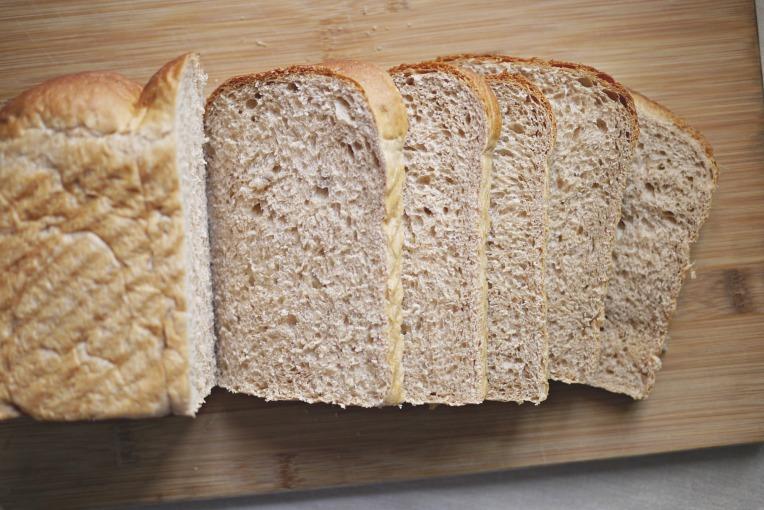 Milo Taro Pullman Loaf // Mono + Co