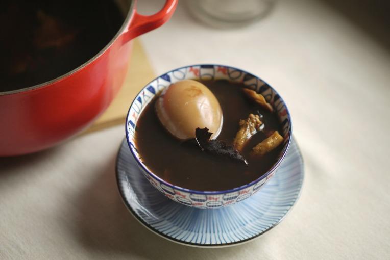 Eight Treasures Herbal Soup [八珍汤] // Mono + Co