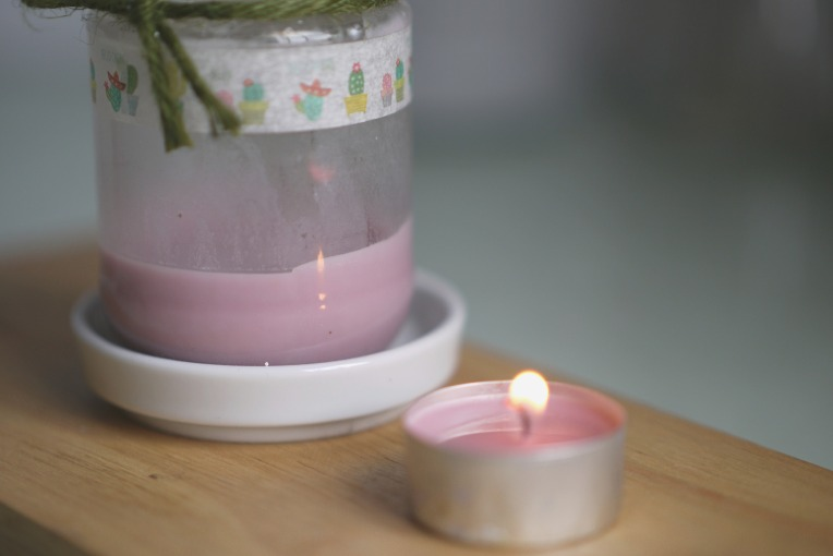 Green Monday : Reusing Used Candles