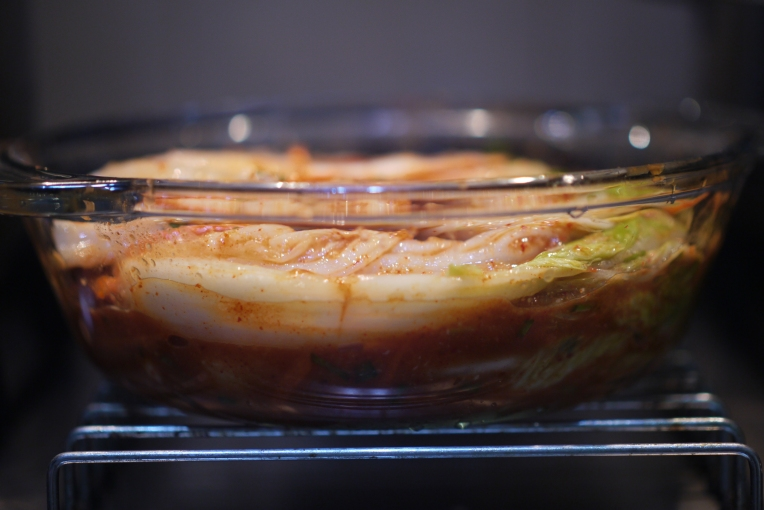 Homemade Liquid Kimchi // Mono + Co