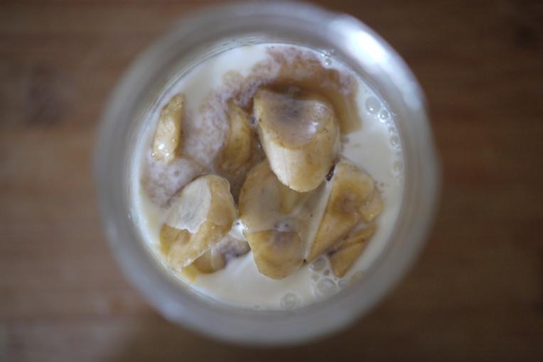 Banana Ice Cream - Immersion Blender Method // Mono + Co